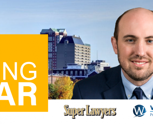 2020 Rising Star Super Lawyers Award for Attorney John L. Ward from the Ward Law Group