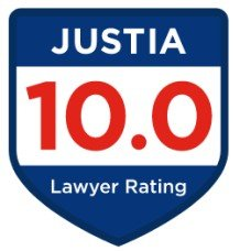 Justia Lawyer Rating 10.0